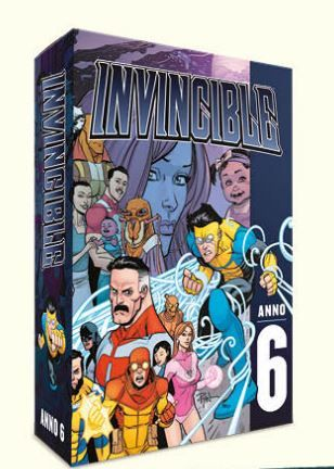 INVINCIBLE COFANETTO 2019 +N.61 VAR