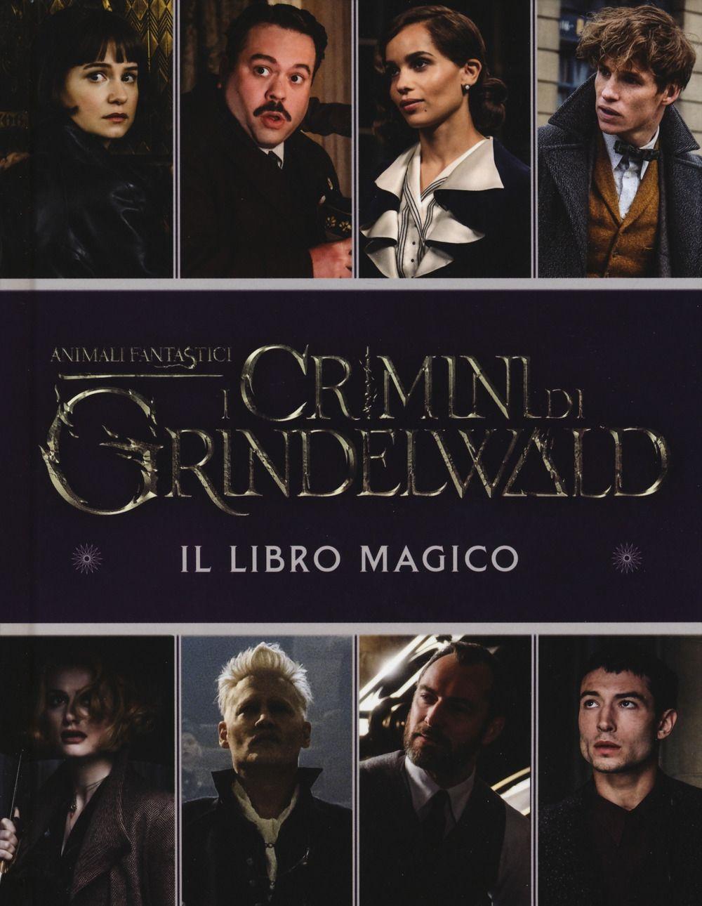 I CRIMINI DI GRINDERWALD DA HARRY