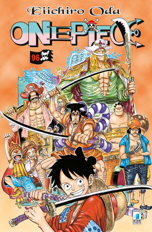 ONE PIECE 96 - YOUNG 318